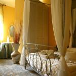 La romantica Suite Camino