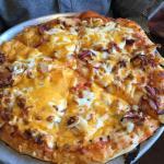 Caribbean / Caraïbes Pizza