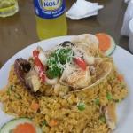 Nice rice with sea food