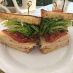 Bellagio Pool Cafe Club on Sourdough