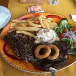 Best food in kavos. Thanks to billy and staffs