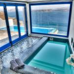 Astarte Suite with private Infinity Pool
