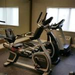 Maintain your fitness routine during your stay with us in our fitness center
