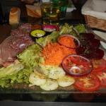 Salade Terre 15 €
