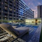 台南晶英酒店池畔區