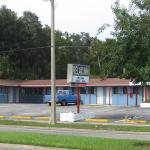 Street view of Relax Inn