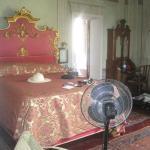 Beautiful room in main villa of Borgo Stomennano