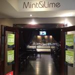 Zdjęcie Mint & Lime Bar