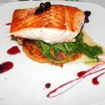 Salmon Dish --- aka Heaven Food