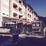 herrliches Café
