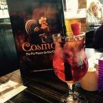 ภาพถ่ายของ Cosmo's Flaming Grill Bar & Restaurant