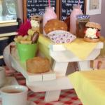 """Amazing Treat"" 5 of us went for the fantastic picnic bench lunch is well worth it, Maureen is a"