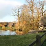 Wassermühle der Herrlichkeit Lage