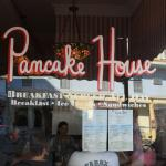 Pancake House on Main Street