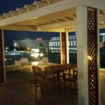 Entertainment suite - balcony