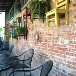 Sundown Tavern's patio