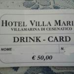 Hotel Villa Marini Foto