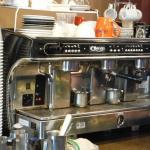 Astoria espresso machine.
