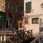 View as you disembark Vaporetto