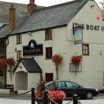 Great view of The Boat Inn