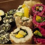 PIRATA Sushi Foto