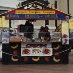 Crepe Factory Cart
