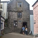 Tudor House in Tenby