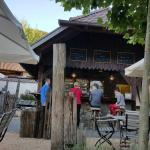 Foto de Landgasthaus Gruener Baum