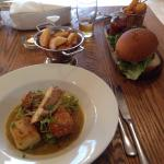 Food - The Pheasantry Brewery, Weddings and Events Photo