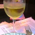 Idaho Cafe - A little wine to accompany