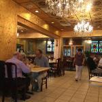 Inside of the Restaurant - Very Pretty