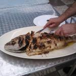 Volveremos  a probar esos pescado a la brasa y a saludar a nuestro gran amigo Manuel carrasco qu