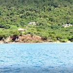 Tamarindo Estates Beach Apts as seen from the ocean