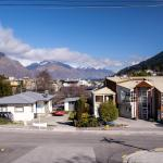 Our central Queenstown location - just 5 minutes from the lake
