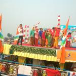 Karnaval Khatulistiwa di sungai Kapuas