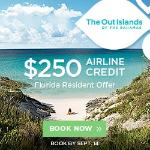 $250 Florida Residents Credit
