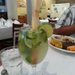 Thier famous Mojito--- Very Very Good !!