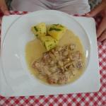 Hühnerbrustfilet mit Champignons