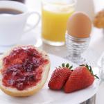 Frühstück - Detail