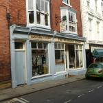 Authentic tearooms with period charm