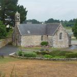Pittoresque église de Saint-Philibert