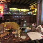 Bar Dandolo inside the Daniele - Venice