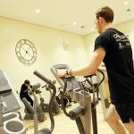 Spacious New Gym