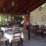 The taverna.