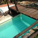 ponte piscina