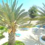 Jardin de Villa Soleil