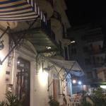 Терраса отеля