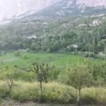 view from Hunza Serena