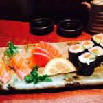 Salmon Daily Specials plate