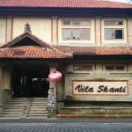 Vila Shanti Beach Hotel Foto